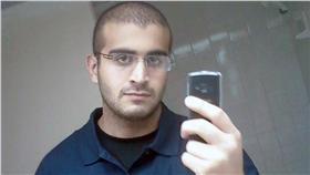 奧蘭多同志夜店槍擊案嫌犯馬丁(Omar Mateen)(圖/美聯社/達志影像)