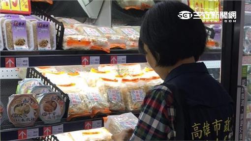 高市抽驗市售麵濕加工製品 竟含防腐劑(高市衛生局)