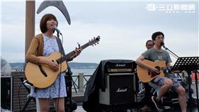 海祭十強走唱。(圖/新北市觀光旅遊局提供)