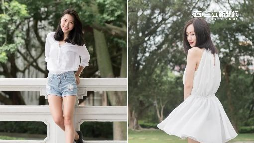 海選12甜心拍月曆 淡江女孩清新亮相