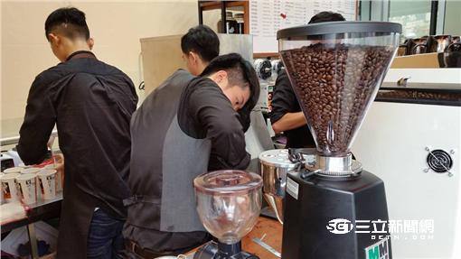 宥勝揪喝小拿鐵 這家咖啡店年底展店300家