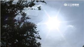 -高溫-太陽-天氣-氣象-紫外線-blue-