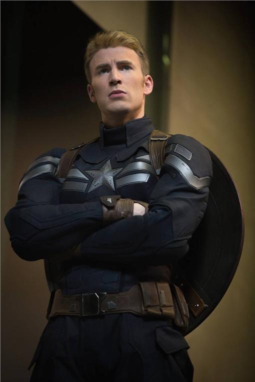 克里斯伊凡 美國隊長/翻攝自Captain America臉書
