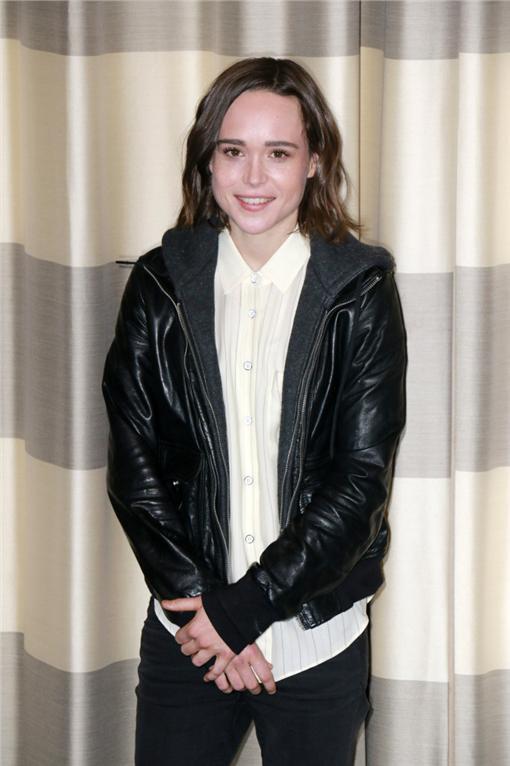 Ellen Page,艾倫佩姬 圖/達志影像