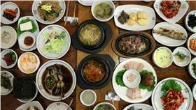 韓國美食,南韓美食,南韓小吃,韓國小吃,傳統料理,泡菜,辣醬生蟹,石鍋拌飯,人蔘雞湯,韓式料理(圖/翻攝自韓國觀光公社fb)