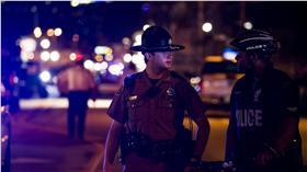美國,夜店,槍擊案,警察,酒吧 圖/中央社