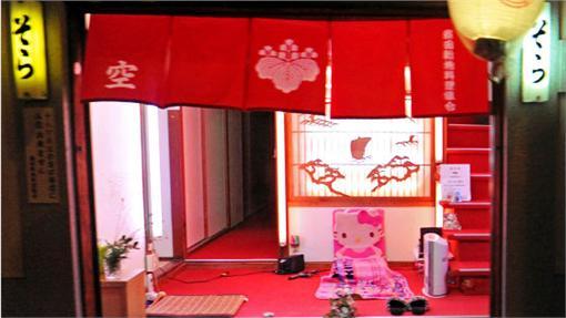 ▲飛田新地(圖/翻攝自http://gigazine.net/)