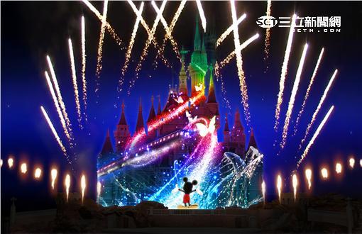 上海迪士尼。(圖/上海迪士尼提供)
