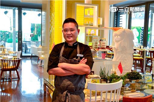 台北W飯店推出新加坡海鮮美食節。(圖/台北W飯店提供)