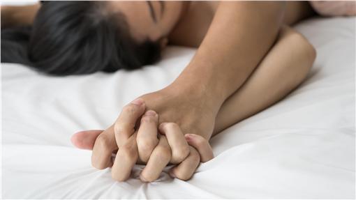 高潮,性愛,性行為,做愛-圖/shutterstock