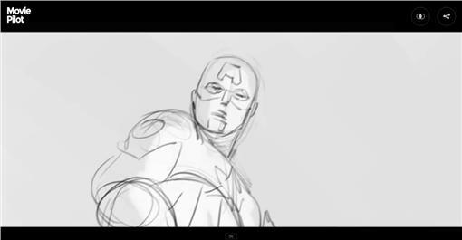 美國隊長英雄內戰 刪減片段 /翻攝自Movie Pilot