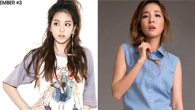 YG新女團成員跟Dara超像雙胞胎