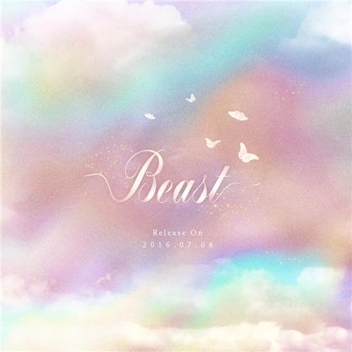 BEAST,韓國,回歸,專輯,蝴蝶圖/翻攝自BEAST粉絲專頁