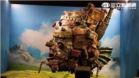 吉卜力動畫世界 天空之城 龍貓 魔女宅急便》、《紅豬》、《平成狸合戰》、《魔法公主》、《神隱少女》、《霍爾的移動城堡》、《輝耀姬物語》