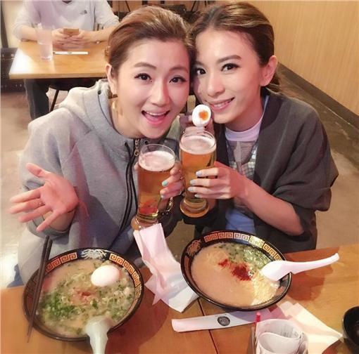 田馥甄,Hebe,任家萱,Selina,圖/田馥甄臉書