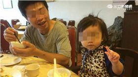 父遇暴雨被砸枉死 3歲女託友又遭凌虐_翻攝畫面