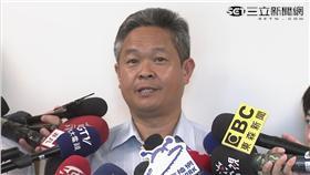 ▲北市體育局長洪嘉文