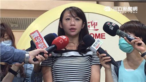台北市議員 許淑華 記者盧冠妃攝