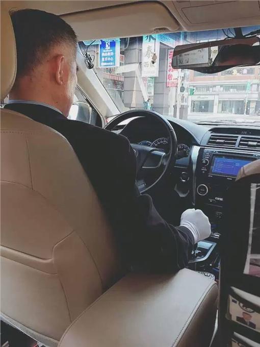 計程車司機(圖/翻攝自爆料公社)