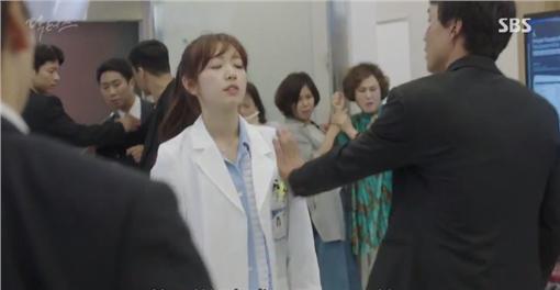 翻攝自sbs 朴信惠 doctors
