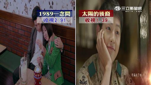 《1989一念間》收視2.91完勝《太陽的後裔》