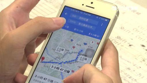 谷歌導航「無機車模式」 避闖國道選步行 -導航-google導航-
