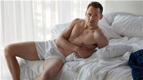 湯姆希德斯頓,Tom Hiddleston 圖/翻攝自W雜誌