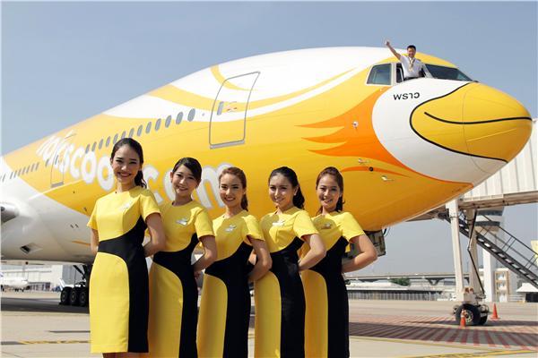 姊妹們來直播血拼!酷鳥推曼谷機票含稅1,388元起