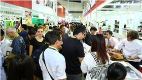 國際食品展登場 韓風美食席捲全台