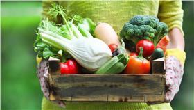 蔬菜,有機(圖/shutterstock/達志影像)