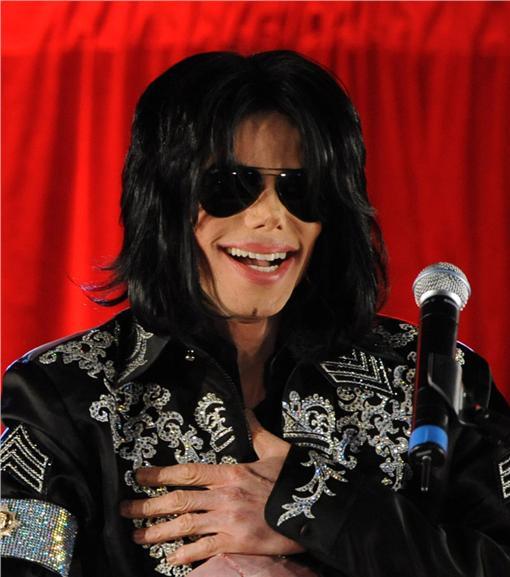 Michael Jackson,麥可傑克森 圖/達志影像