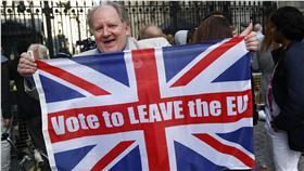 英國脫歐、歐盟、投票、公投(圖/路透社/達志影像)