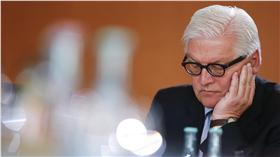 ▲德國外交部長史坦麥爾(Frank-Walter Steinmeier)(圖/路透社/達志影像)