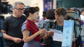 華航新董座:午後努力恢復7至9成航班