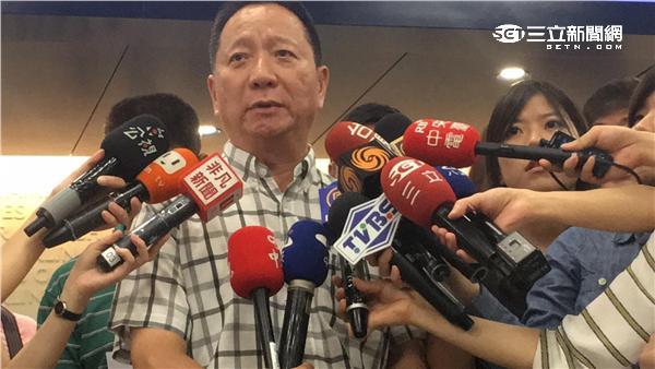 華航企業工會理事長葛作亮(圖/記者陳彥宇)