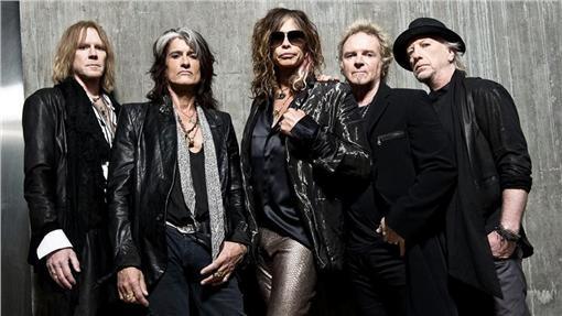 Areo Smith,史密斯飛船,搖滾,樂團,美國圖/翻攝自Aerosmith粉絲專頁