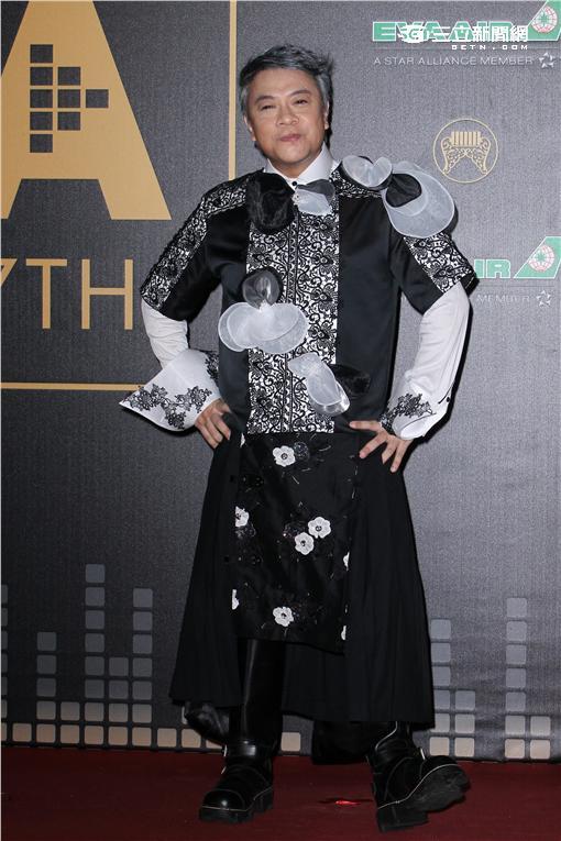 金曲星光-小S,蔡康永-攝影邱榮吉