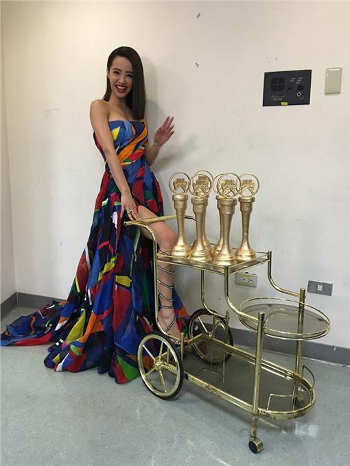 蔡依林,金曲獎 圖/蔡依林臉書