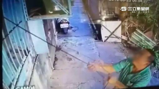 """監視器侵我""""肖像權"""" 男怒扯電線破壞"""