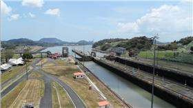 巴拿馬運河 google map