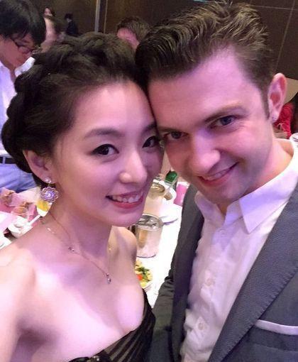 賴芊合與新男友 (圖/翻攝自賴芊合臉書