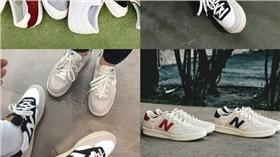 復古休閒鞋