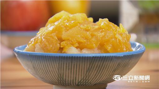 圖/古早味新創意的鳳梨冰