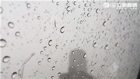 下雨、大雨、豪雨、壞天氣示意圖