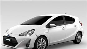 Toyota Prius,圖/Toyota官網