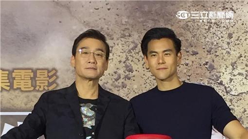 寒戰2,梁家輝,彭于晏 圖/鍾孟潔