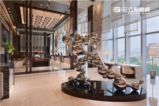 南港六福萬怡酒店。(圖/萬怡酒店提供)