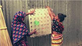 孟加拉生態冷卻器(Eco-Cooler)(圖/翻攝自YouTube)