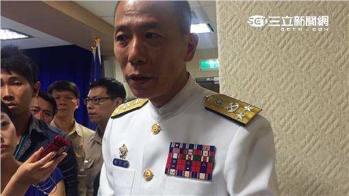 海軍參謀長 梅家樹 記者盧冠妃攝