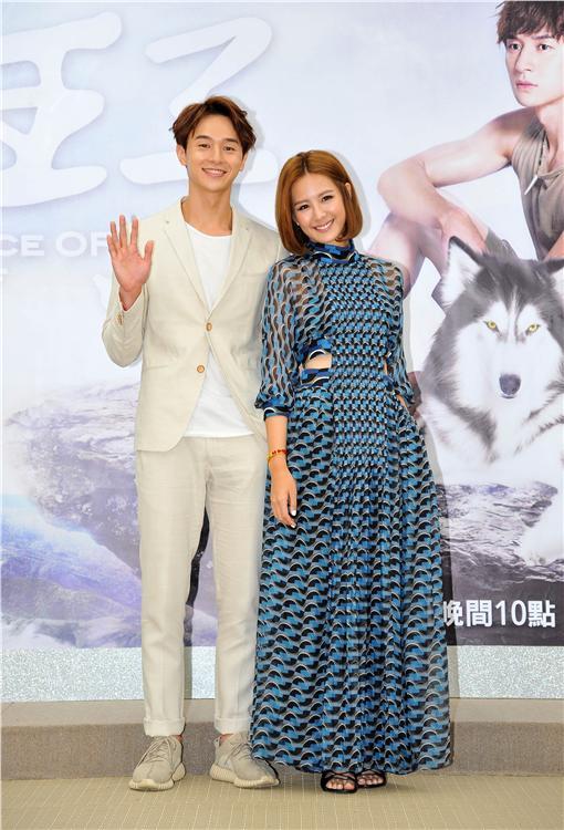 《狼王子》首映會/台視提供